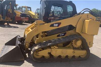 CAT 2014 CATERPILLAR 246D Skidsteer loader