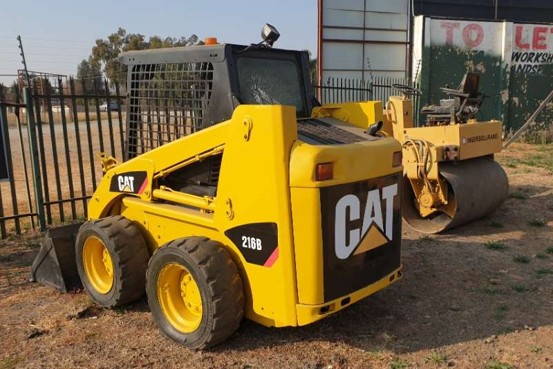 CAT Skidsteer loader 216B 2007