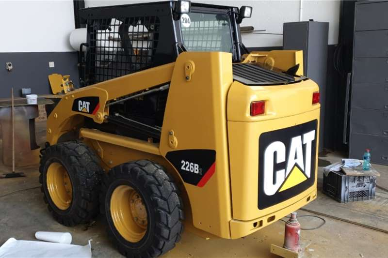 CAT Skidsteer loader 226B Loader 2015