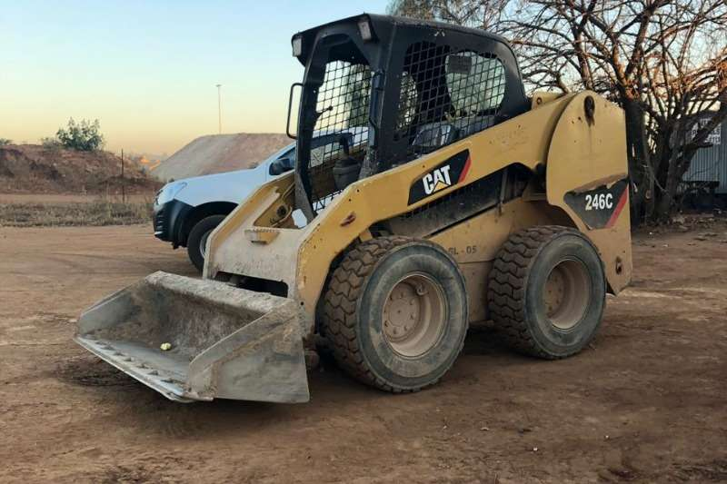 CAT Skidsteer loader 246C