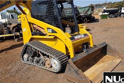 CAT CAT 247 SKIDSTEER Skidsteer loader