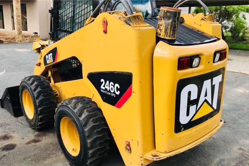 CAT CAT246C SKID STEER LOADER Skidsteer loader