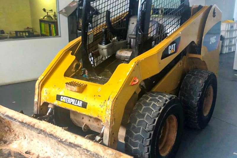CAT Skidsteer loader Construction 246C