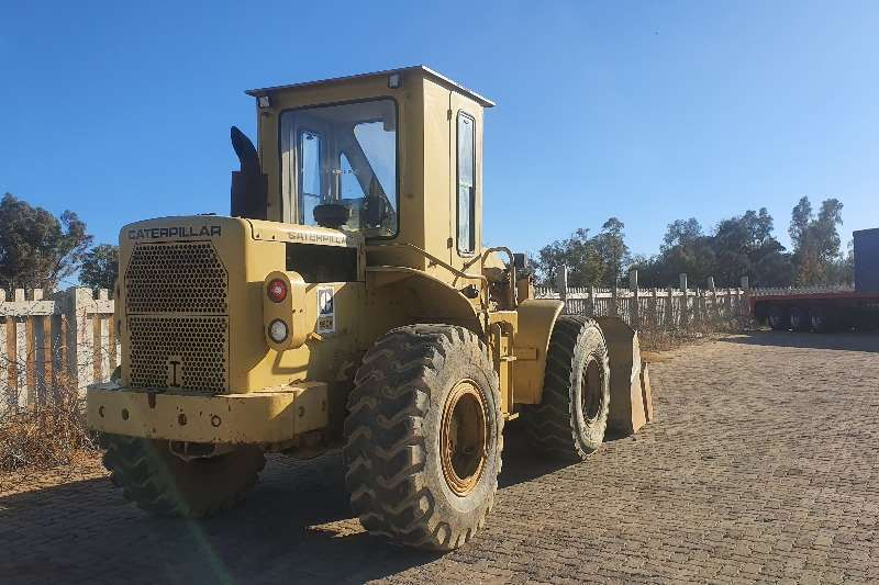 CAT Construction 950A Skidsteer loader