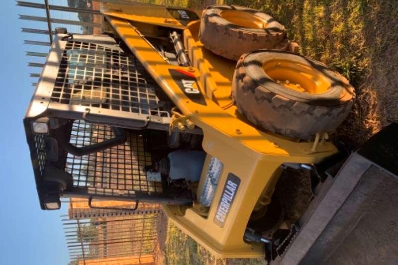 CAT Skidsteers 216B 2007