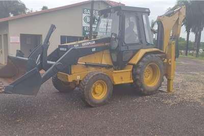 CAT 428 B 4X4 TLBs