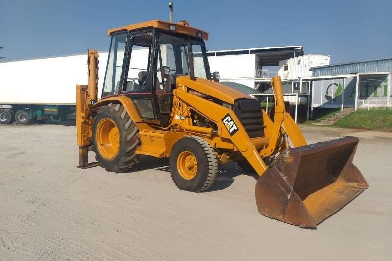 CAT TLBs 428C 1990