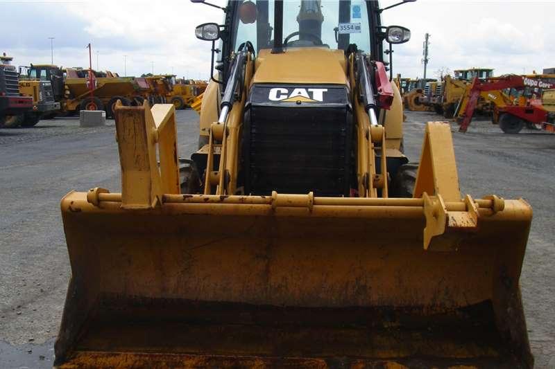 CAT 428F TLBs