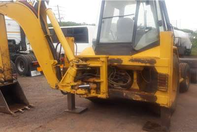 CAT CAT 428B TLB 4X2 6183 HOUR GOOD CONDITION TLBs
