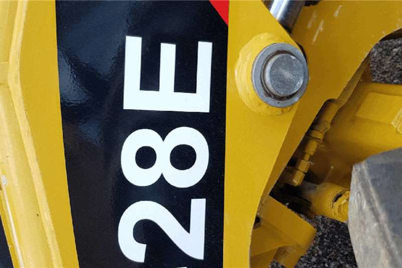 CAT CAT 428E 4X4 TLB TLBs