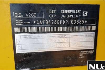 CAT CAT 428E TLB 4X4 TLBs