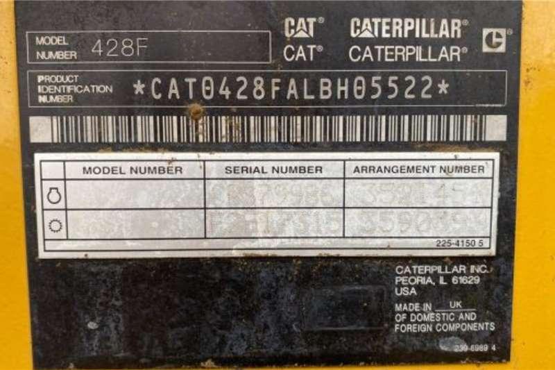 CAT CAT 428F TLB TLBs