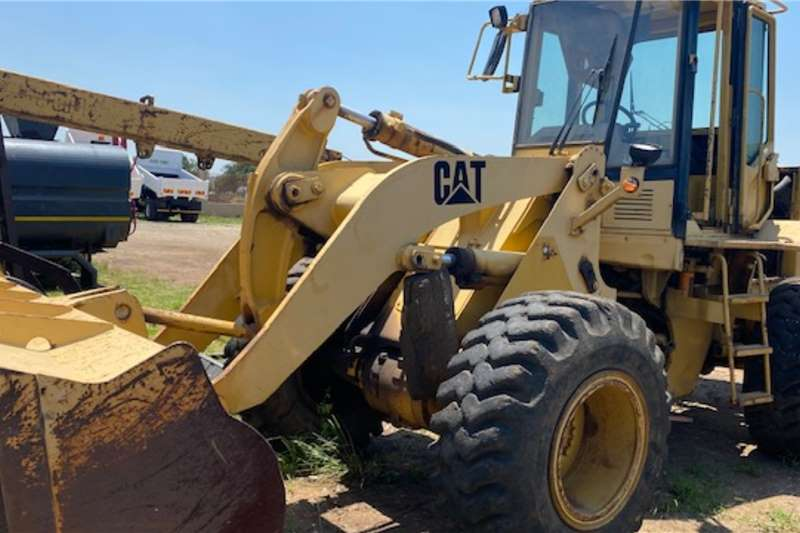 CAT Cat 928F Front Loader TLBs