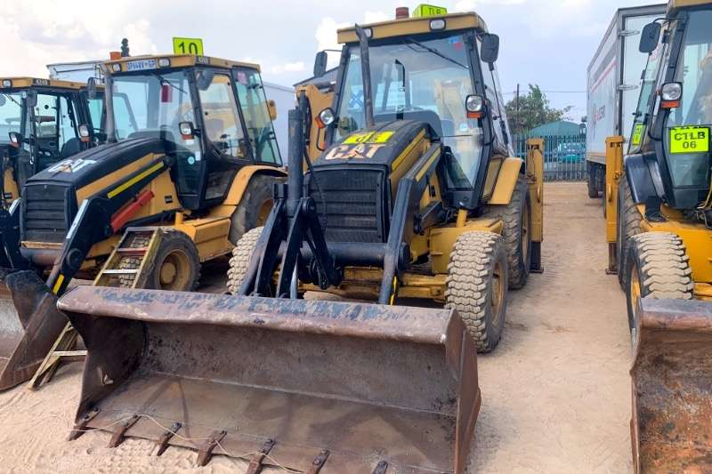 CAT TLBs Construction 424D 4x4 2003