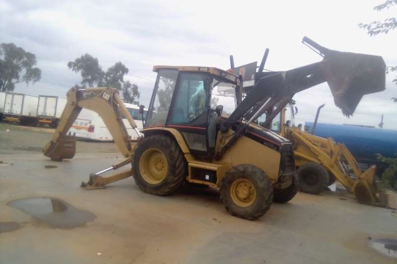 CAT TLBs Construction CAT 416D 4x4 R259000 2009