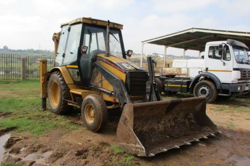 CAT TLBs Construction CAT 424 D 4X2 TLB 2005