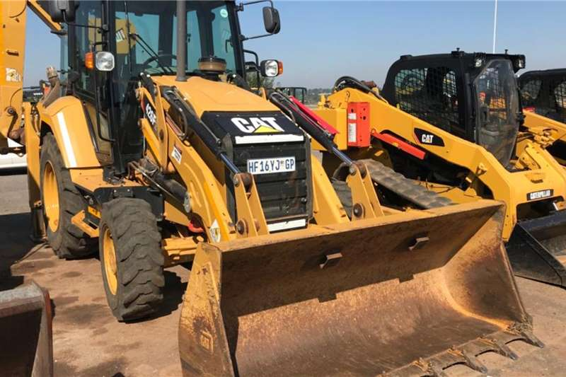 CAT TLBs Construction CAT 426F2 4x4 2017
