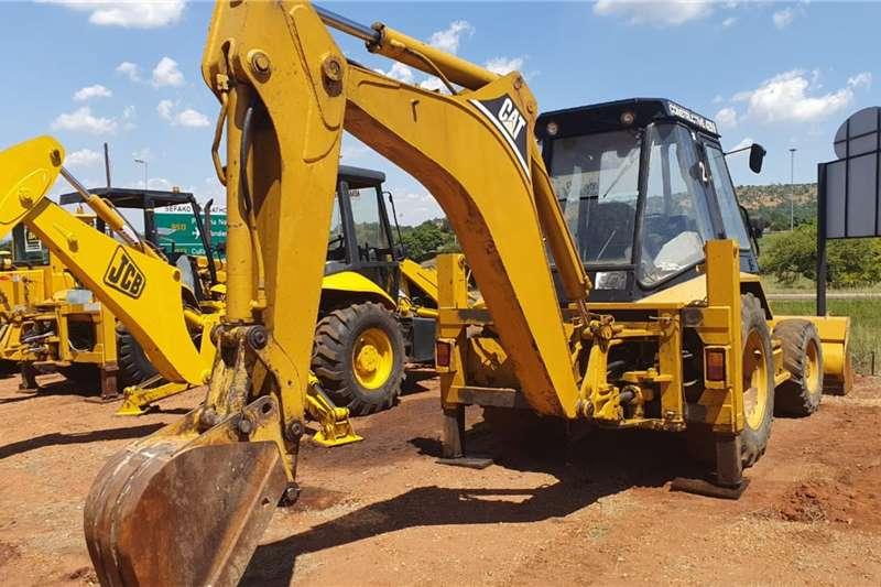 CAT TLBs Construction CAT 428B TLB 1995