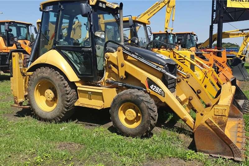 CAT TLBs TLB 428E 4x4 2001