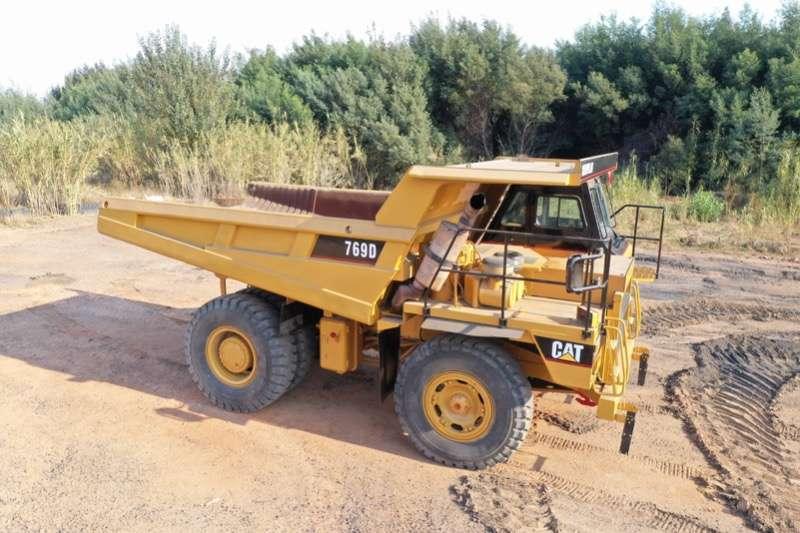 Caterpillar ADTs 769D 2007