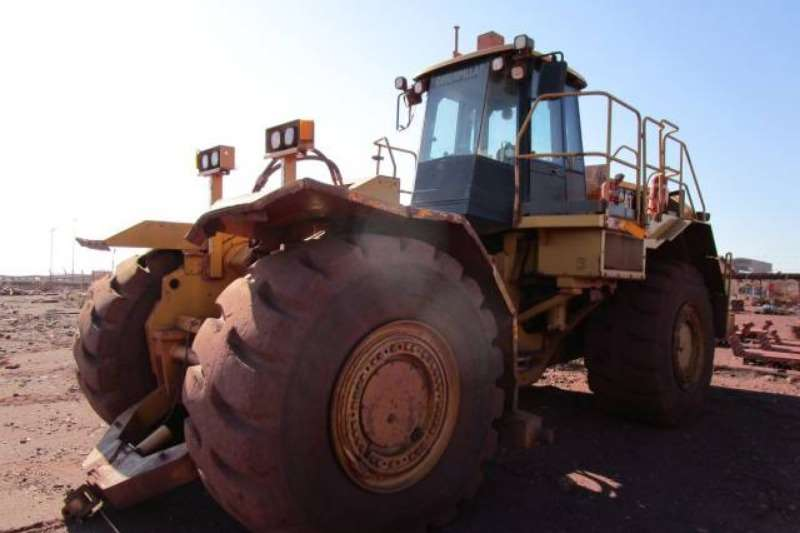 Caterpillar Dozers Machinery For Sale In South Africa On Truck Trailer