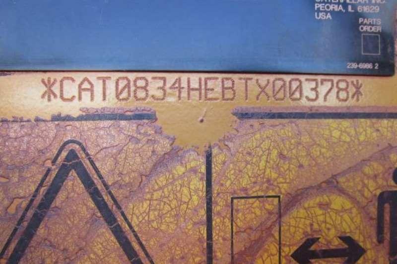 Caterpillar Caterpillar 834H Wheel Dozer Dozers