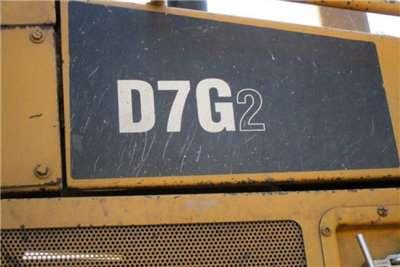 Caterpillar Caterpillar D7G2 Bulldozer Dozers