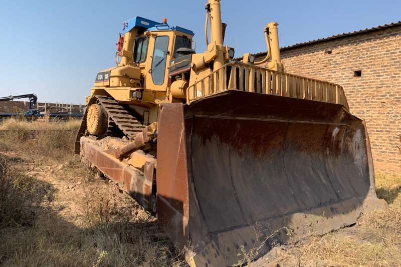 Caterpillar Dozers D10N (Viewing by appointment)