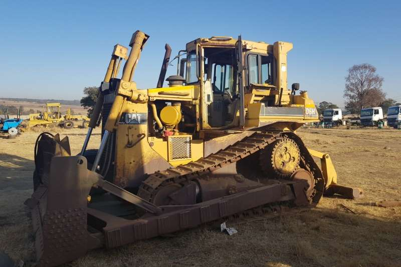 Caterpillar Dozers D6H CAT Dozer