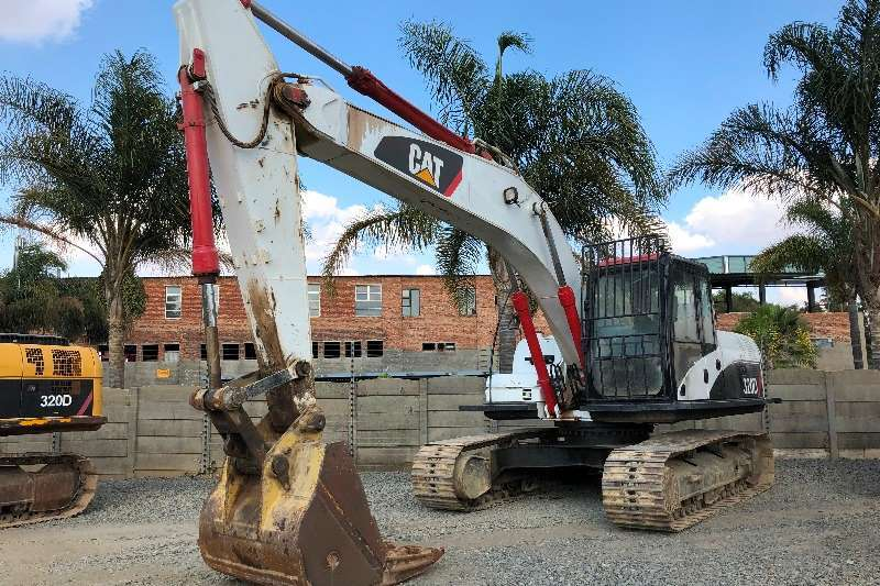 Caterpillar Excavators 2007 CATERPILLAR 320D 2007