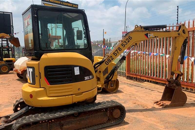 Caterpillar 2011 CATERPILLAR 303.5 DCR Excavators