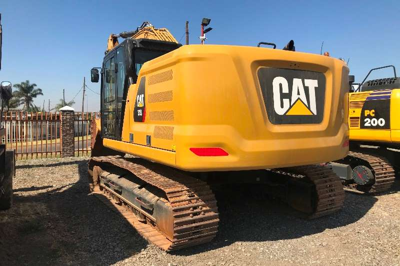Caterpillar Excavators 2018 CAT 320D excavator 2018