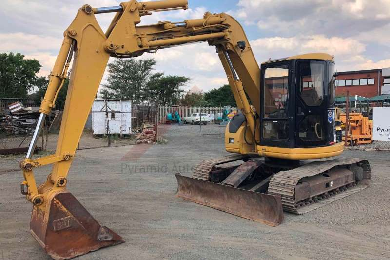 Caterpillar Excavators 308BSR