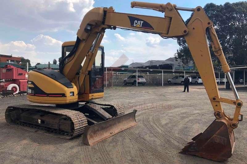 Caterpillar 308BSR Excavators