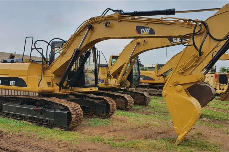 Caterpillar 317 Excavators