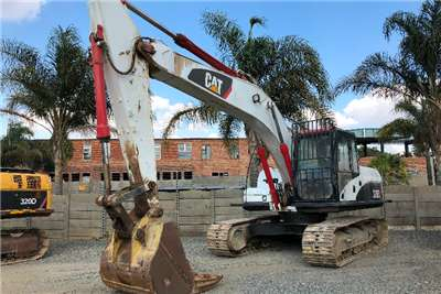 Caterpillar 320 D EXCAVATOR Excavators