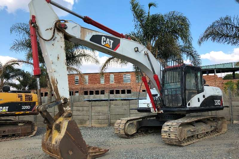 Caterpillar Excavators 320 D EXCAVATOR 2007