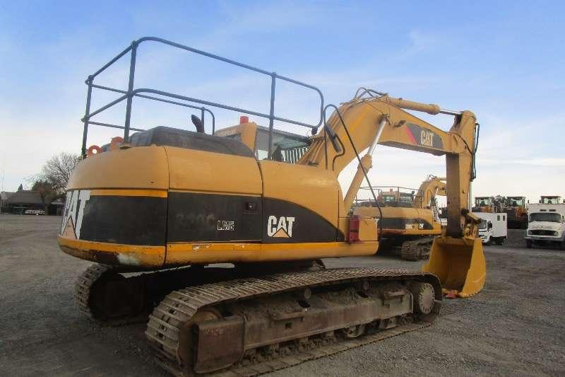 Caterpillar Excavators 320C 2005