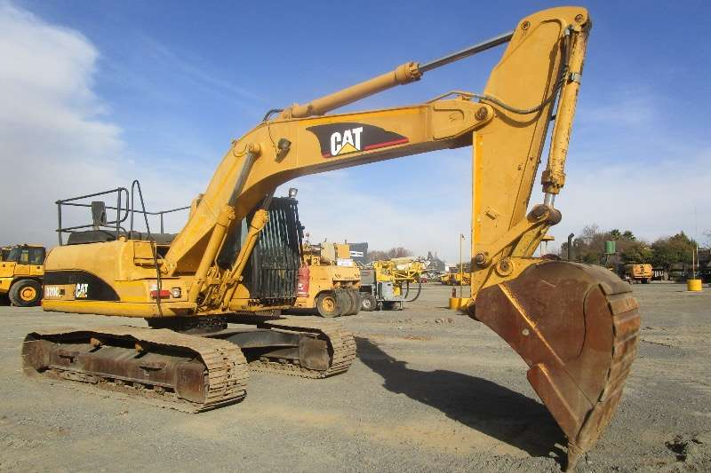Caterpillar Excavators 320C 2005