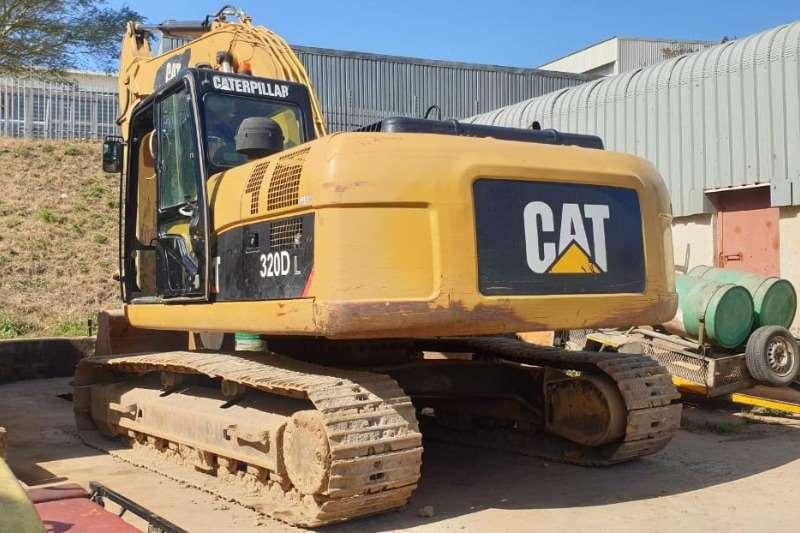 Caterpillar Excavators 320D 2009