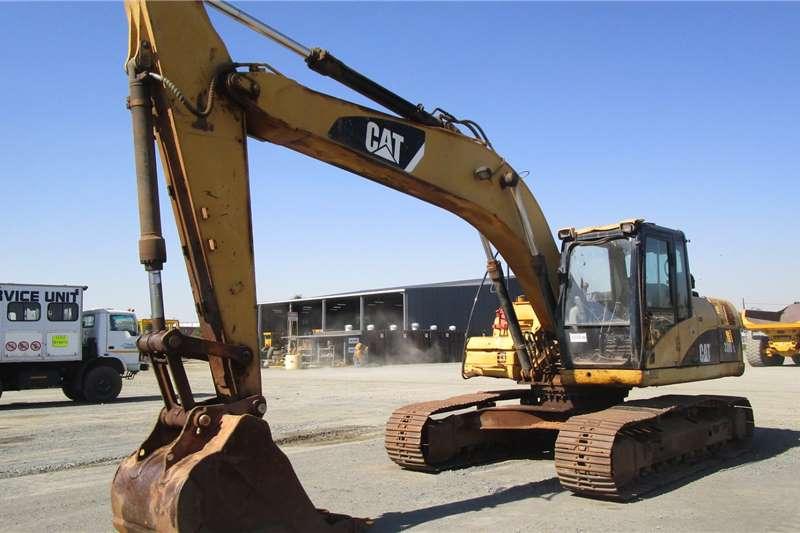 Caterpillar 320D Excavators