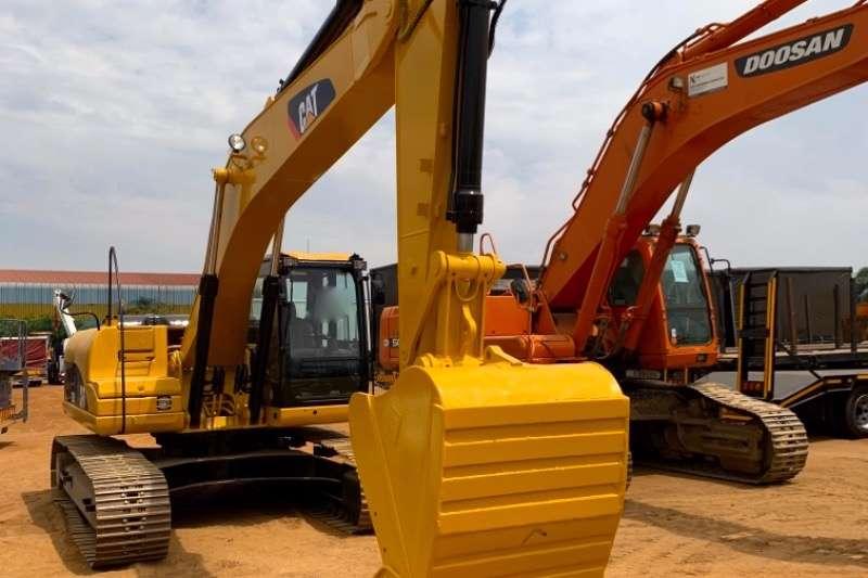 Caterpillar Excavators 320D 2012