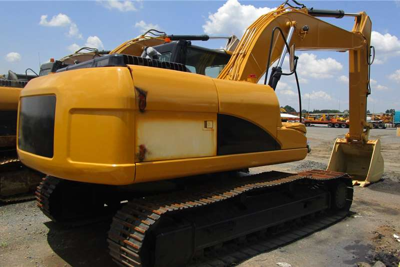 Caterpillar Excavators 320D 2012