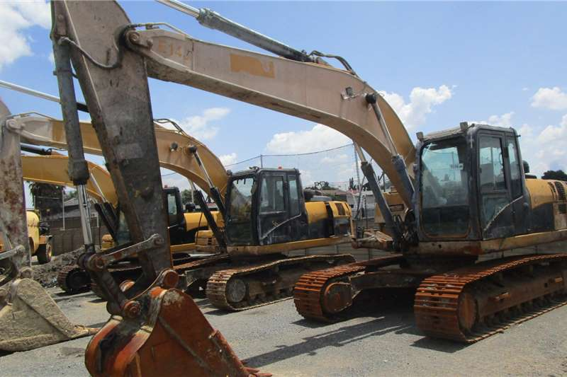 Caterpillar Excavators 320D 2013