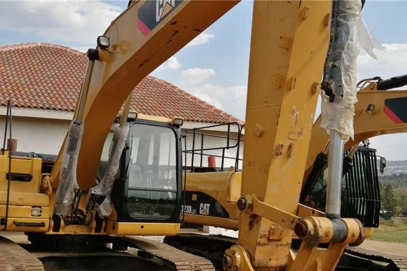 Caterpillar 320D EXCAVATORS Excavators