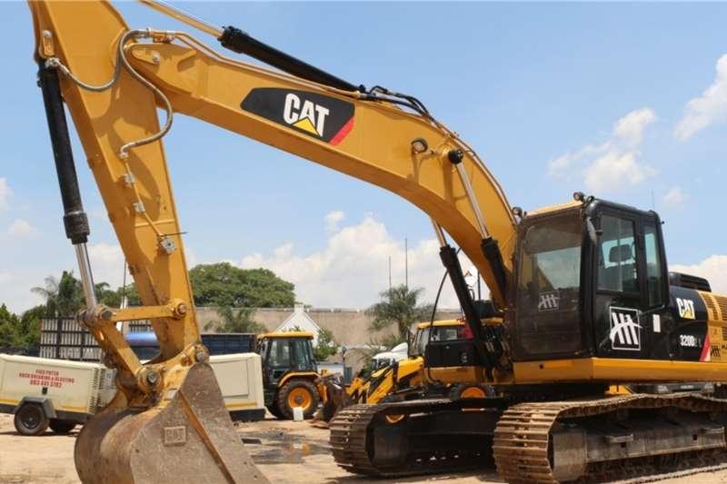 Caterpillar Excavators 320D2L Excavator