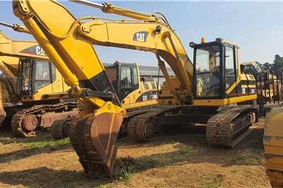 Caterpillar 322 Excavators