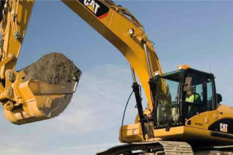 Caterpillar Excavators 323D 2012