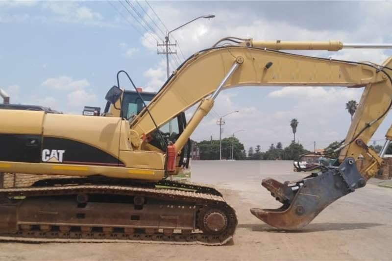 Caterpillar Excavators 325C 2007