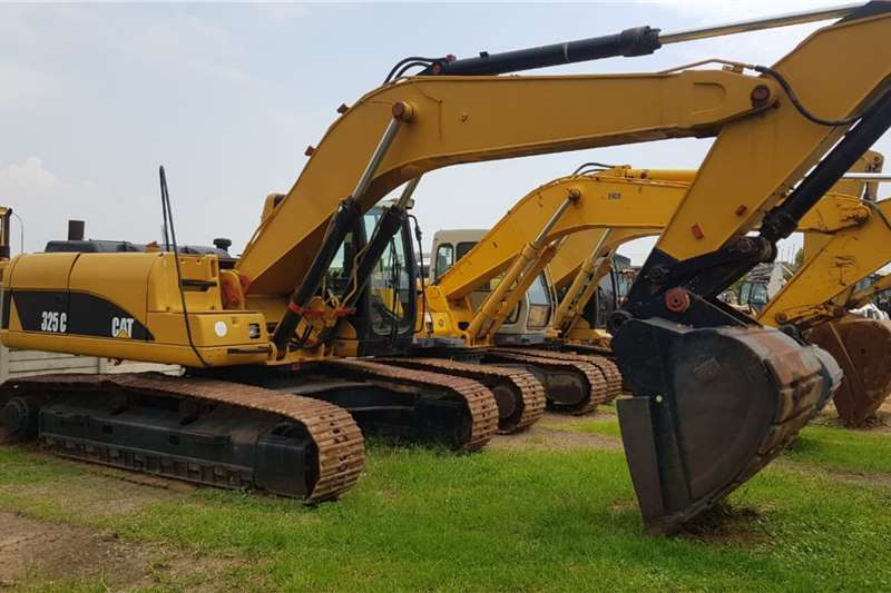 Caterpillar Excavators 325C